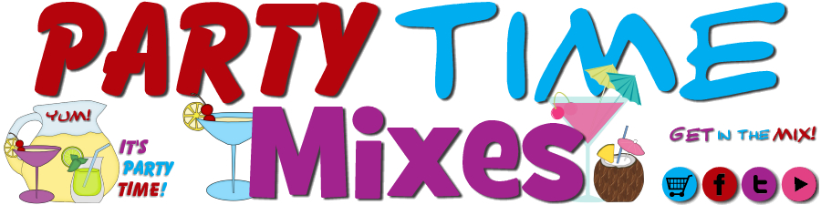 Party Time Mixes - Party Time Mixes offers easy to make party cocktail drink, dip, and dessert food mixes. Buy. Host. Join. Get paid to party by becoming am independent consultant and start a home business of your own!