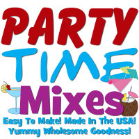 Party Time Mixes - Cocktail, Dip & Dessert Mixes that are easy to make and delicious too!! Made in the USA! It's Party Time!