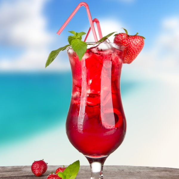 Strawberry Daiquiri Cocktail Mix