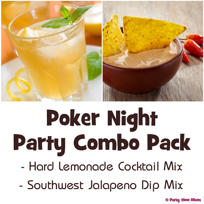 Poker Night Party Combo Pack