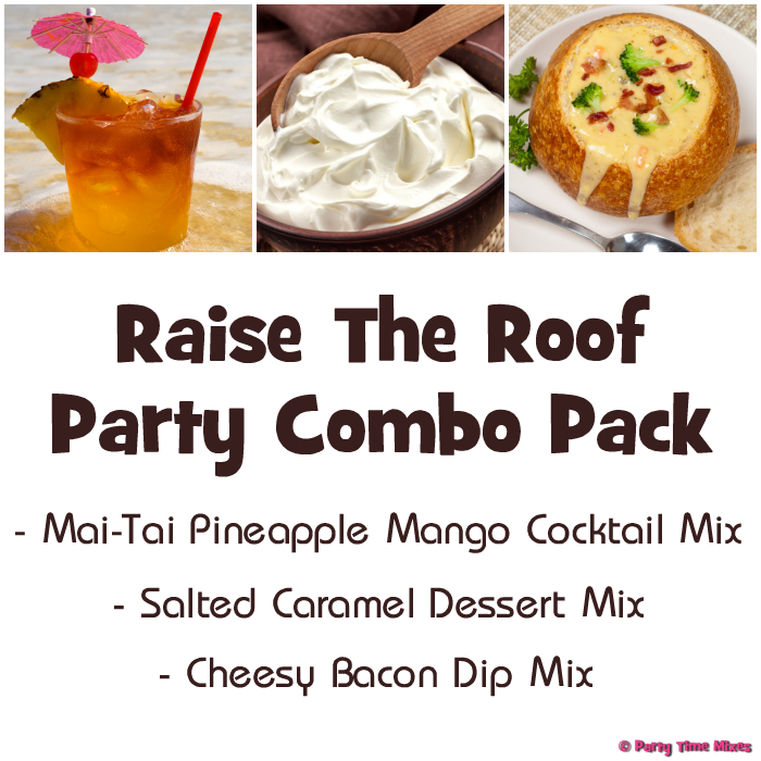 Puttin On The Ranch Party Combo Pack