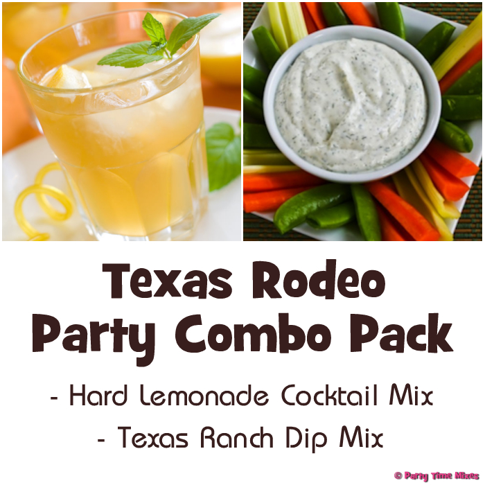Texas Rodeo Party Combo Pack
